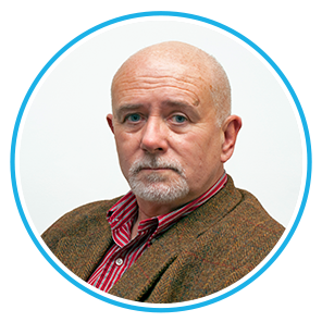 Tom Brookes COMMUNITY PSYCHIATRIC NURSE