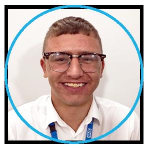 Ben Patterson - Business Admin Apprentice
